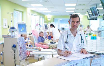 Na 500 pacientů prošlo za dvacet let fungování Dialýzou Šumperk