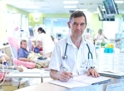 Dovolenou v Jeseníkách si mohou díky Dialýze Šumperk užít i pacienti odkázaní na dialýzu